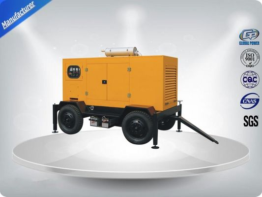 ประเทศจีน 144kw / 180kva  Diesel Trailer Generator Easy Moving Powered By Perkins Engine ผู้จัดจำหน่าย