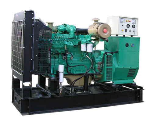 ประเทศจีน Safety Cummins Engine Trailer Mounted Generator 80KW 100KVA with Stamford Alternator UCI274C ผู้จัดจำหน่าย