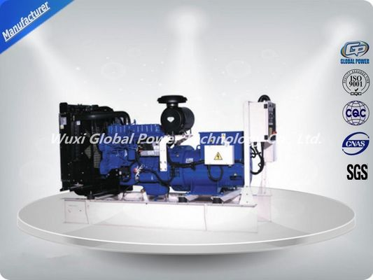 ประเทศจีน 3 Phases 4 Wires Perkins Soundproof Diesel Generator Set 250 KVA 50HZ High Efficient ผู้จัดจำหน่าย